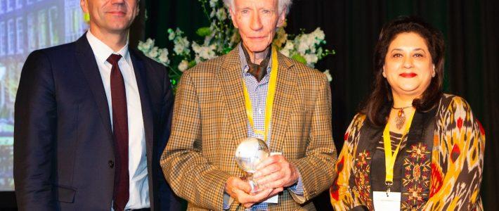 Antenna's Denis von der Weid ontving INSEAD Award 2018