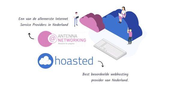 Overdracht hosting van Stichting Antenna